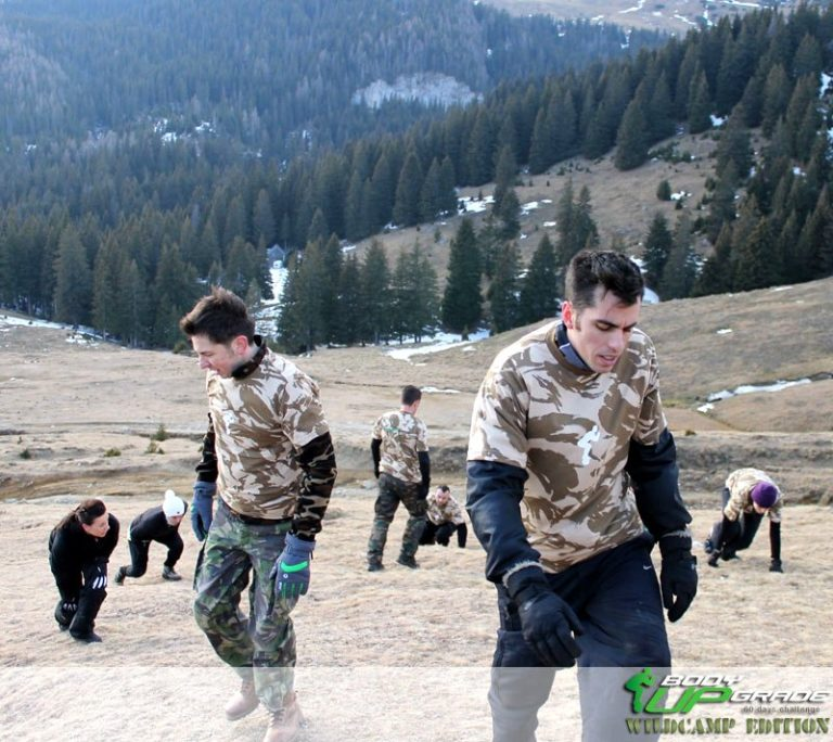 BODYUPGRADE Wildcamp #1