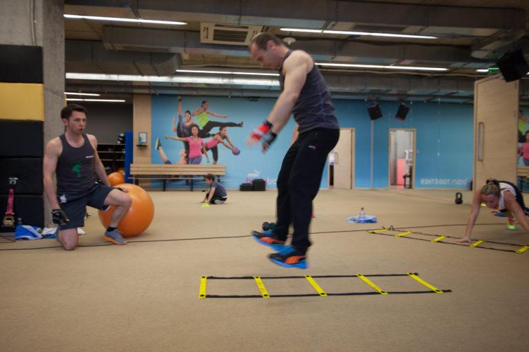 Antrenament BODYUPGRADE 60 days challenge
