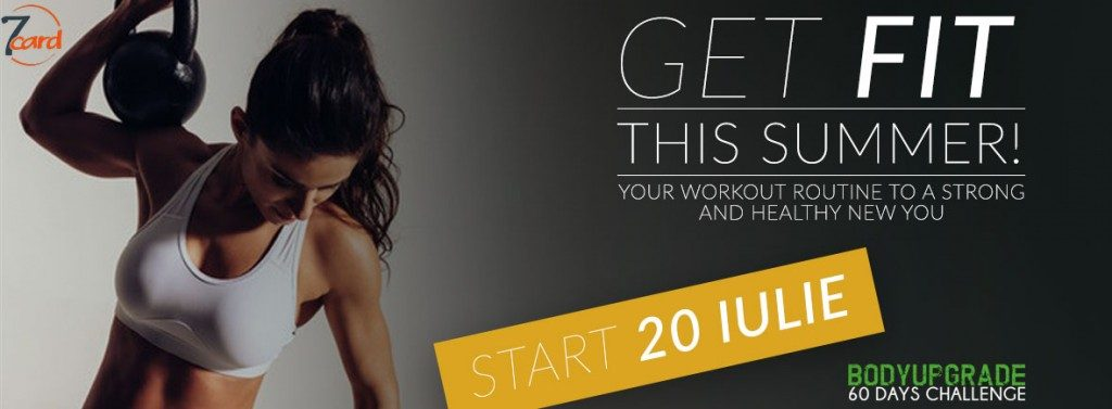 BODYUPGRADE - Get fit this summer